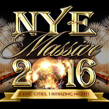NYE Massive 2016 - Union Square