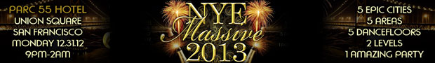 New Years Eve Promo