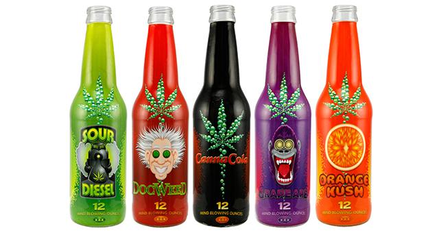 How to Make Weed Soda: Recipe