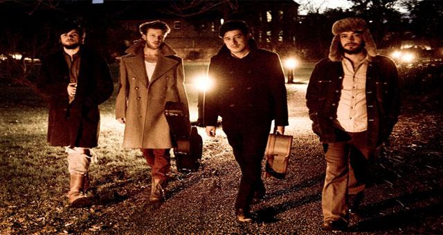 Mumford & Sons Debut New Track