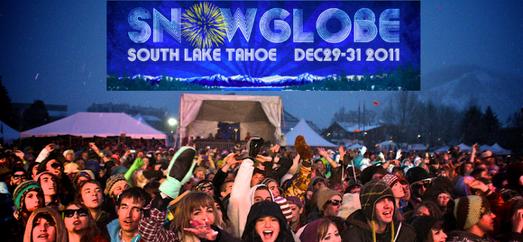 Preview: New Years at Snowglobe