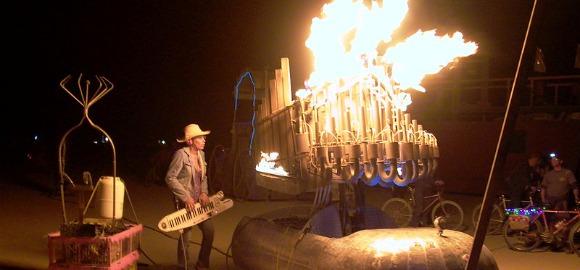Burning Man Regulars Peeved at Lottery System