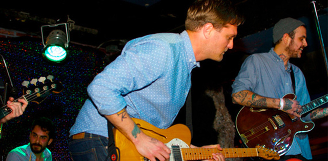 Live Review: Cold War Kids at Bottom of the Hill