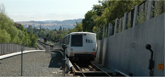West Oakland BART Station Closed; No Transbay BART Service Till PM