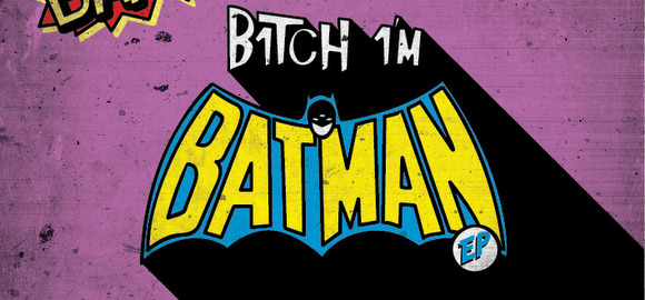 Baan Releases Batman-Themed Club EP