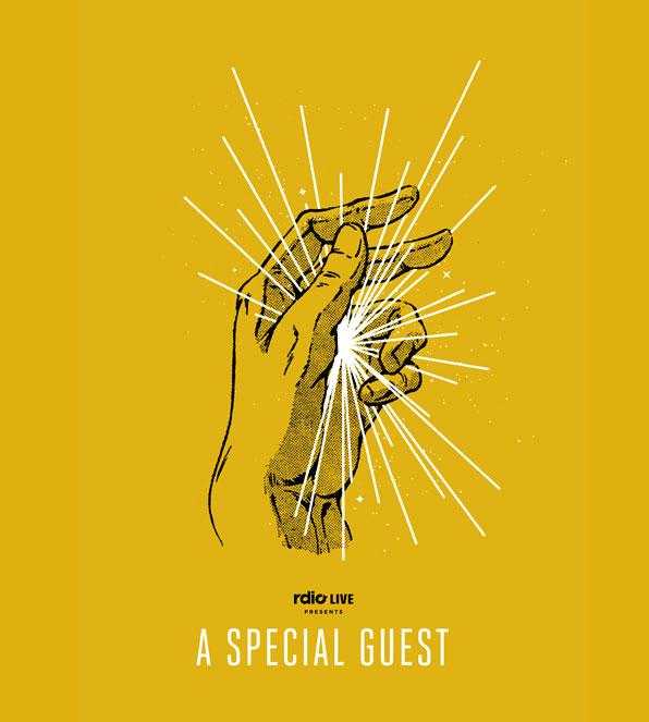 Rdio Secret Show on Monday –  Win Tickets