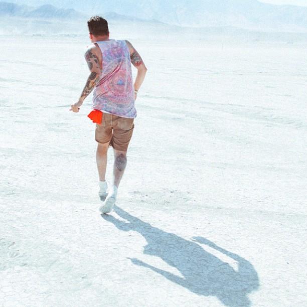 Thirty Awesome Burning Man Instagram Photos