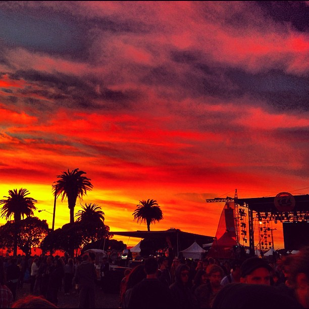 Twenty Awesome Treasure Island Music Festival Instagram Photos