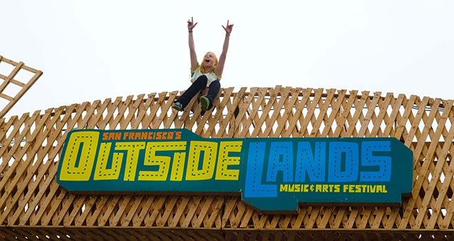 Outside Lands Festival 2013 Dates Announced
