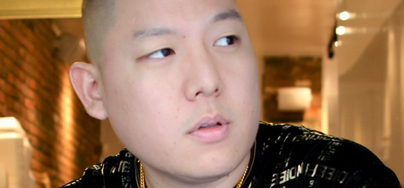 "Eddie Huang Discusses ""Fresh Off the Boat"" Memoir, Vice Show"