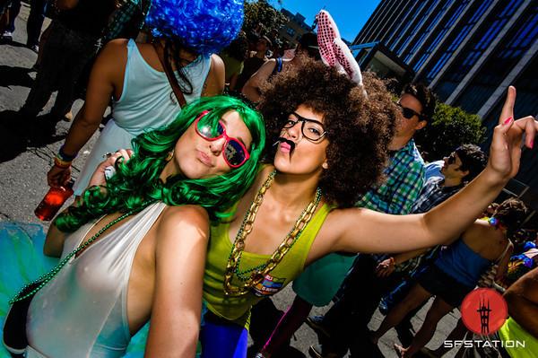 San Francisco Free Street Fair and Festival Guide