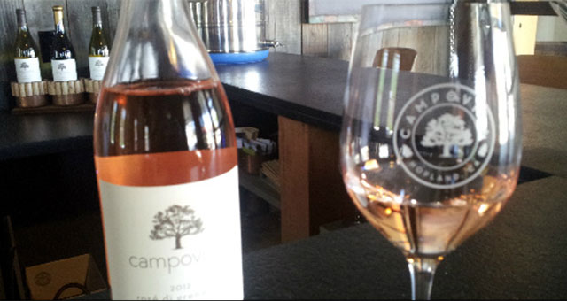 Campovida Returns to its Oakland Roots with New Tasting Room