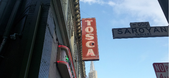 Tosca Cafe to Close for Renovations This Weekend