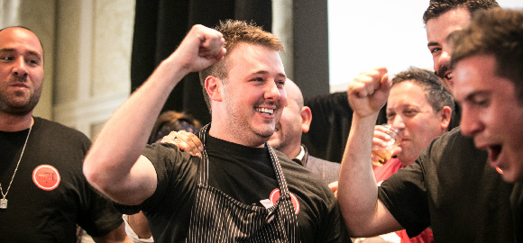 RN74's Adam Sobel Wins Grand Cochon in Aspen