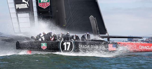 Set Sail With Our America's Cup Guide