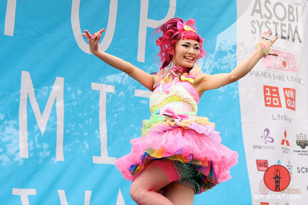Photos: J-Pop Festival Summit Takes Over Japantown