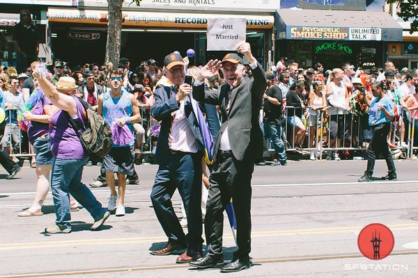 SF Gay Pride 2013