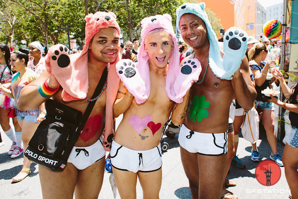 Photos: Pride Takes Over San Francisco