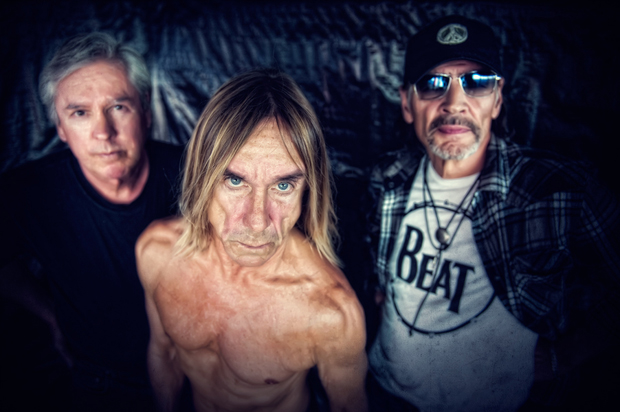 Iggy and The Stooges, The Coup, OFF!, Dam-Funk to Play C2SV Festival in San Jose