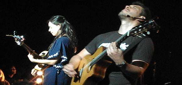 Review: Rodrigo Y Gabriela at Masonic Auditorium