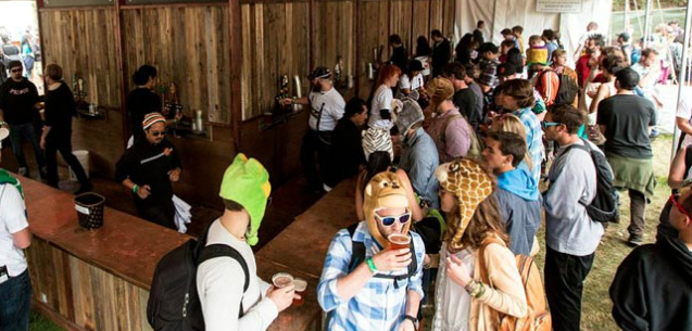 "Beer List Finalized For Outside Lands ""Beer Land�"