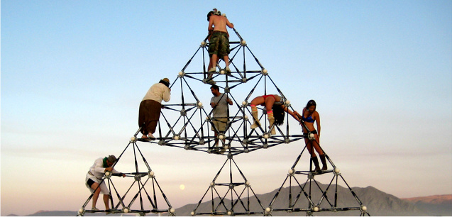 Burning Man Gets Permit to Expand