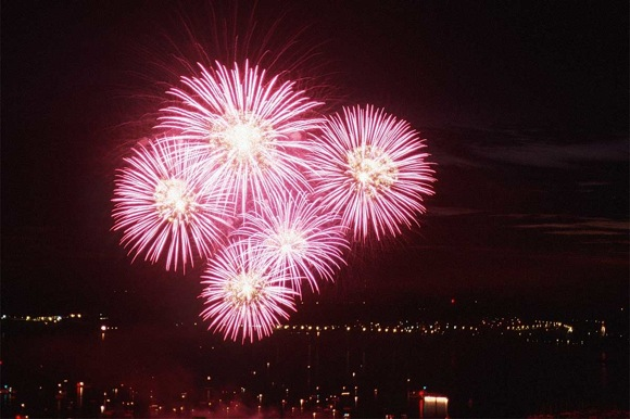Bay Area Fourth of July Fireworks and Parties