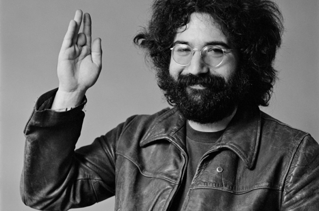 Happy Birthday Jerry Garcia!