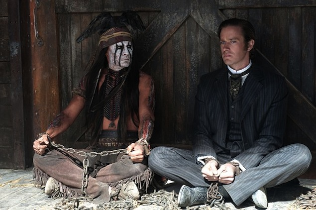 Review: Tonto Tanks in 'The Lone Ranger'