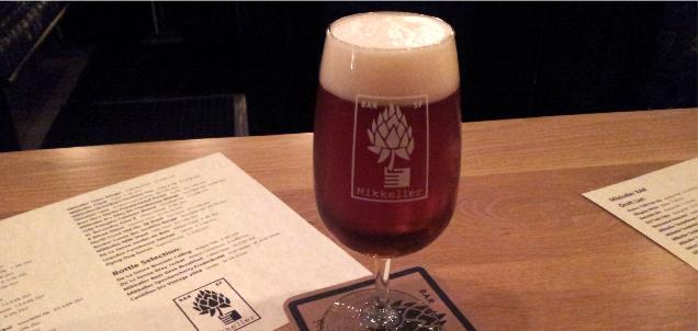 San Francisco's Latest Beer Haven – Mikkeller Bar