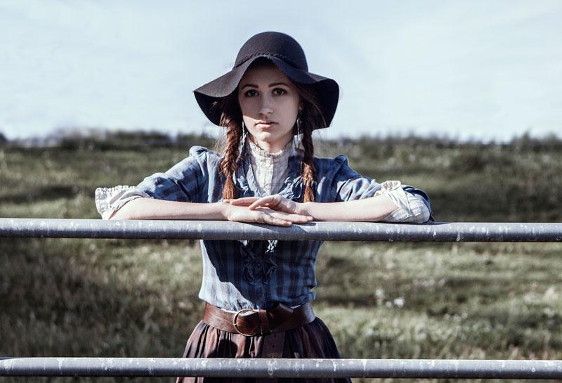 Photos: A Little Grunge on the Prairie by Stephanie St. Croix