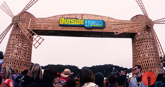 Behind the Scenes at Outside Lands With Allen Scott