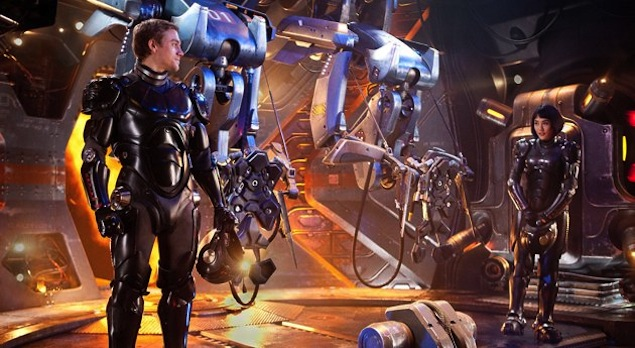 'Pacific Rim' Promises Robot Carnage