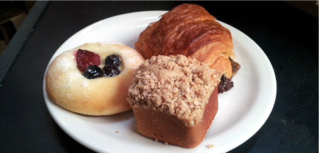 Le Marais Bakery Brings a Touch of France to the Marina