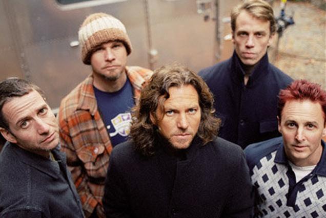 Pearl Jam Announces Fall Tour, Bay Area Concert