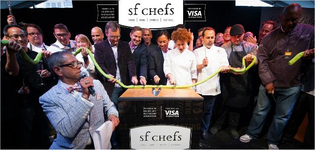 SF Chefs Celebrates Culinary Talent In Bay Area