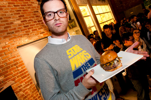 Signature Mayer Hawthorne Burger Returns to Umami Burger