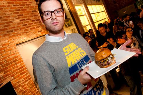 Signature Mayer Hawthorne Burger Returns to Umami Burger