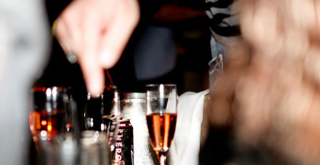 Win a Bottle of Champagne from Matrix Fillmore