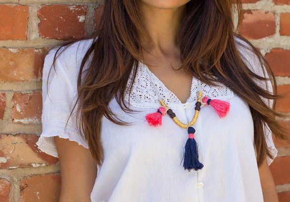 Darby Smart Necklace
