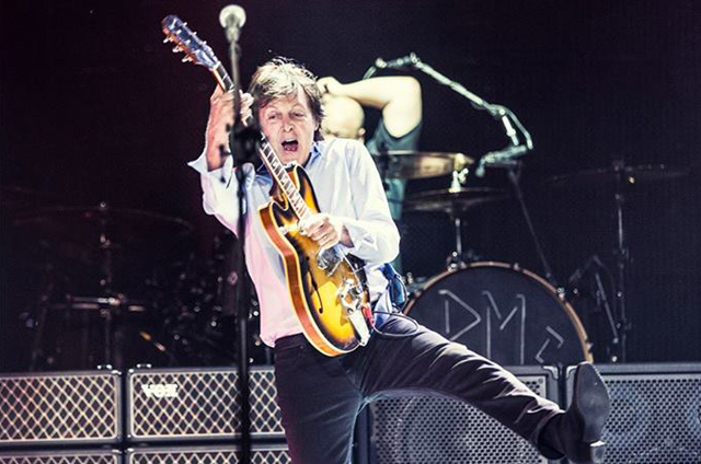 Paul McCartney Could Headline Final Candlestick Concert