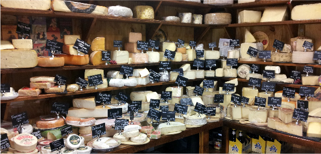 Gourmet & More in Hayes Valley Offers a Taste of France, Rare Cheese