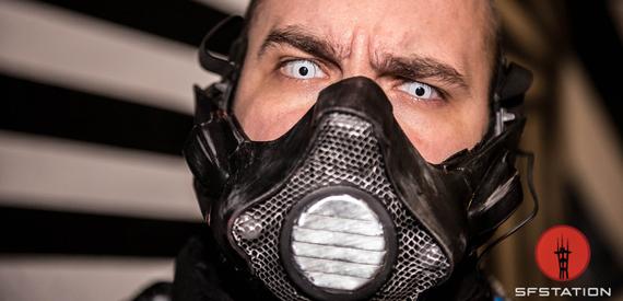 Photos: Cynical Mass Gets 'Toxic' at DNA Lounge