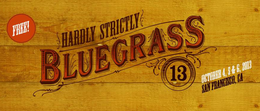 More Hardly Stricly Bluegrass Lineup Clues Released