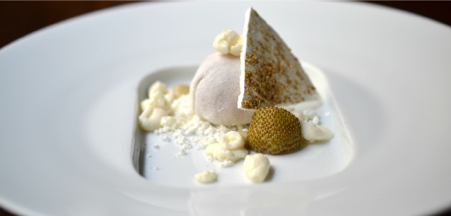 Try This Now – Dessert Tasting Menu at the Fifth Floor