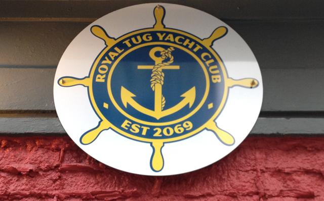 Happy Hour: A Happy Ending at the Royal Tug Yacht Club