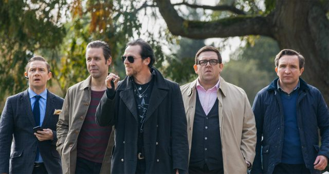 Movie Review: 'The World's End' Is An Apocalyptic Ending for Simon Pegg, Nick Frost, and Edgar Wright's Cornetto Trilogy