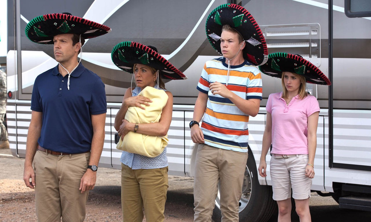 Movie Review: 'We're The Millers' Is All About Drugs and Dysfunction