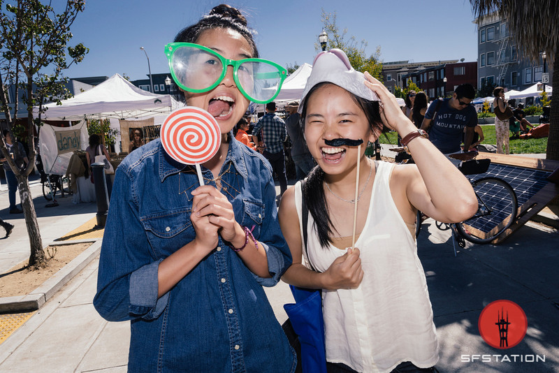 Photos: Urban Air Market Takes Over Hayes Valley With Boutiques, Designers