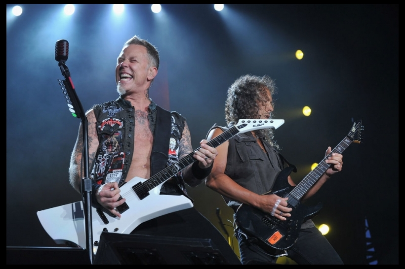 Join James Hetfield for Bay Area Screenings of 'Metallica Through The Never' Tomorrow